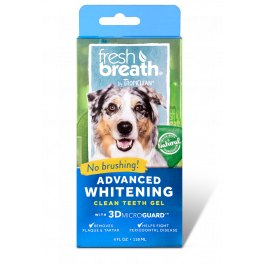 Tropiclean Fresh Breath Advanced Whitening Water Additive for Cats & Dogs