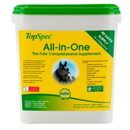 TopSpec All in One Horse Supplement 4kg