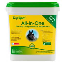 TopSpec All-in-One Horse Supplement