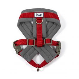 Ancol Viva Red Padded Dog Harness