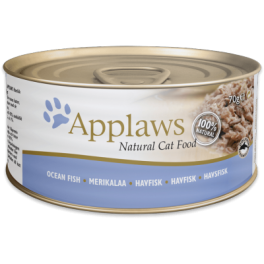 Applaws Ocean Fish Natural Adult Cat Food 70g