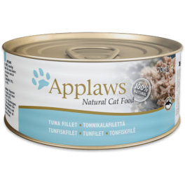 Applaws Tuna Fillet Natural Adult Cat Food 70g