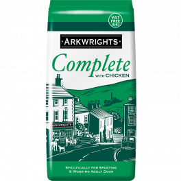 Arkwrights Complete Adult Dog Food in Chicken 15kg