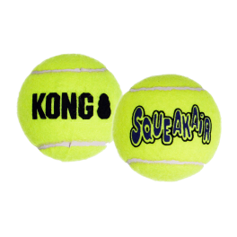 KONG Squeakair Balls 3 Pack Dog Toy