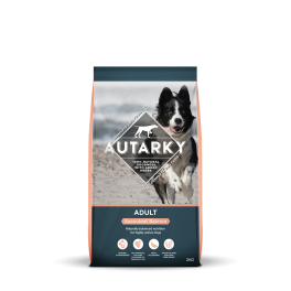 Autarky Succulent Salmon Adult Dog Food 2kg
