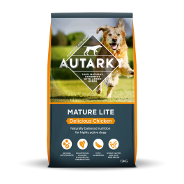 Autarky Delicious Chicken Mature Lite Dog Food