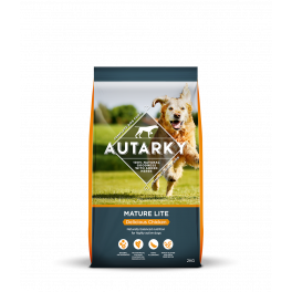 Autarky Delicious Chicken Mature Lite Dog Food 2kg