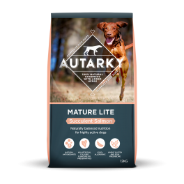 Autarky Succulent Salmon Mature Lite Dog Food