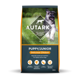 Autarky Delicious Chicken Puppy/Junior Food 12kg