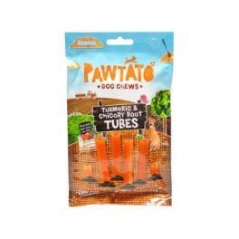 Benevo Pawtato Tumeric & Chicory Root Tubes Dog Treats 90g