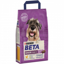 BETA Senior Dog  Food with Chicken