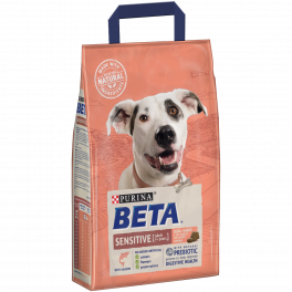 BETA Sensitive Adult Dog Food with Salmon