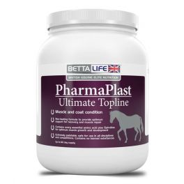 PharmaPlast Ultimate Topline Horse Supplement