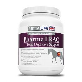 Betta Life PharmaTRAC Total Digestive Support Equine Supplement