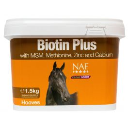 NAF Biotin Plus Horse Hoof Care Supplement