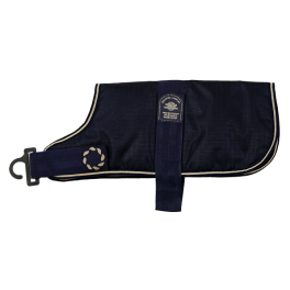 Outhwaite Navy Waterproof Dog Coat