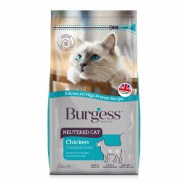Burgess Neutered Cat Chicken 1.5kg
