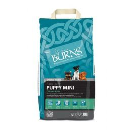 Burns Mini with Chicken & Rice Puppy Food