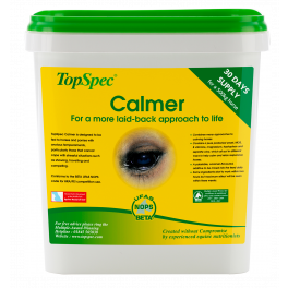 TopSpec Calmer Horse Supplement 3kg