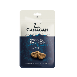 Canagan Salmon Biscuit Bakes Dog Treats 150g