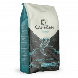 Canagan Scottish Salmon Dry Dog Food 2kg