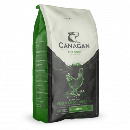 Canagan Free Range Chicken Dry Dog Food 2kg