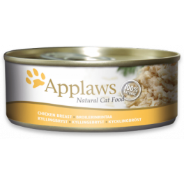 Applaws Chicken Breast Natural Adult Cat Food 70g