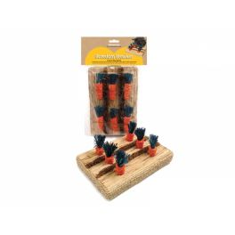 Rosewood Carrot Play Patch Small Animal Toy