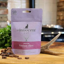 The Innocent Cat Venison Slices With Potato 70g