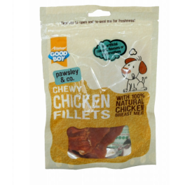 Good Boy Chewy Chicken Fillets Dog Treats 80g