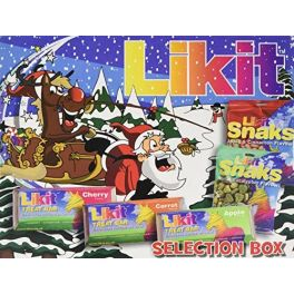 Likit Christmas Horse Selection Box