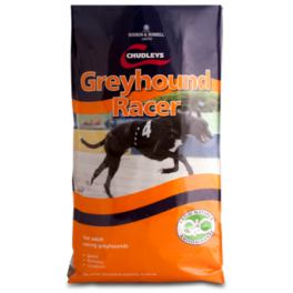 Chudleys Greyhound Racer Dog Food 15kg