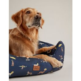 Joules Coastal Square Pet Bed