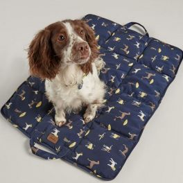 Joules Coastal Travel Pet Bed