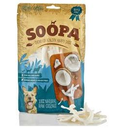 Soopa Raw Coconut Dog Treats 100g