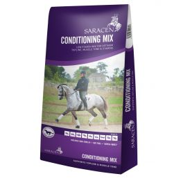 Saracen Conditioning Mix Horse Food 20kg