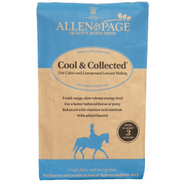 Allen & Page Cool & Collected Horse Food 20kg
