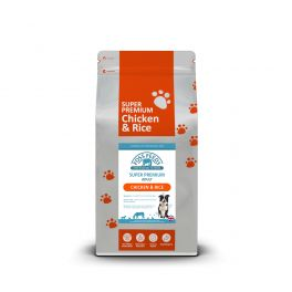 Foss Feeds Super Premium Adult Dog Food with Chicken & Rice