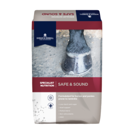 Dodson & Horrell Safe & Sound Horse Food 18kg
