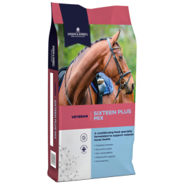 Dodson & Horrell Sixteen Plus Mix Horse Food 20kg
