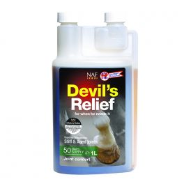 NAF Devils Relief Horse Supplement