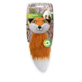 All For Paws Dig It Tree Friends Fox Dog Toy