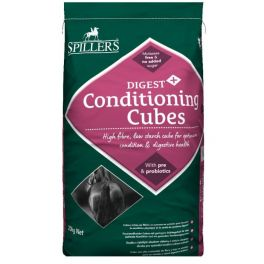 Spillers Digest+ Conditioning Cubes Horse Food 20kg