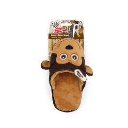 All For Paws Doggie's Monkey Slipper Dog Toy