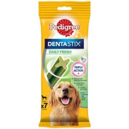 Pedigree Dentastix Daily Fresh Dog Treats 7 Sticks for Large Dogs