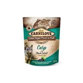 Carnilove Carp with Black Carrot Dog Food Pouch 300g