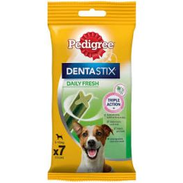Pedigree Dentastix Daily Fresh Dog Treats 7 Sticks for Small Dogs