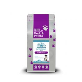 Foss Feeds Super Premium Adult Dog Food with Duck & Potato