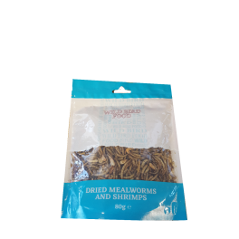 Marriages Dried Mealworms and Shrimps