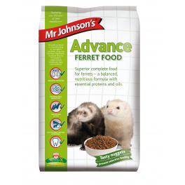 Mr Johnsons Advanced Ferret Food 2kg
